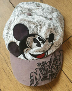 MICKEY MOUSE BASEBALL CAP FROM DISNEY THEME PARKS 57 - 61cm