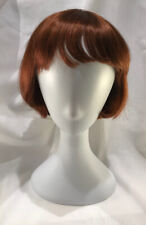 HOT HAIR - CATWALK COLLECTION Synthetic Medium Golden Brown Short Length Wig W5