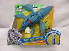 Fisher Price Imaginext NEW Dinosaur Jurassic World Park Mosasaurus Diver shark