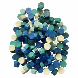 Mermaid Mix Sealing Wax Beads - approx. 250 total (see listing for colors)