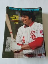 Bill Melton & Chicago White Sox -Sports illustrated d 3/12/1973