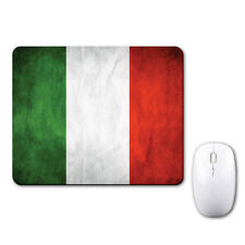 Italy National Flag Lovely Mouse Mat Pad Notebook Computer Laptop Mice