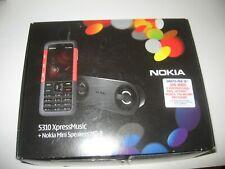 SMARTPHONE TELEFONINO NOKIA 5310 XPRESSMUSIC NOKIA MINI SPEAKERS MD-8 ANNO 2009
