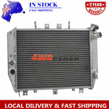 26mm Core Aluminum Radiator Fit For KAWASAKI ZX12 ZX12R 2000 2001 4WD