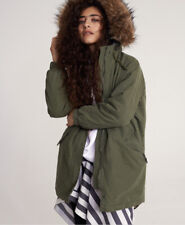 Superdry Womens Lucy Rookie Parka Jacket