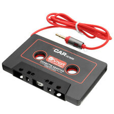 Car Audio Cassette Tape Stereo Adapter for iPod Phone CD MP3/4 AUX 3.5mm