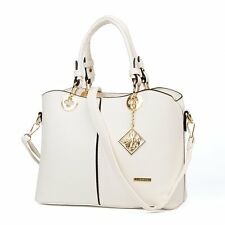 New Fashion Ladies Luxurious Large Tote Messenger Leather Bag Shoulder Handbag