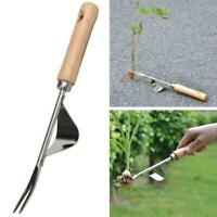 Manual Hand Weeder Weeding Weed Remover Puller Tools Fork Lawn Garden Tools NEW