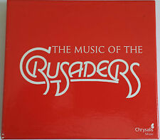 The Crusaders........ The Music Of The Crusaders  Promotional 2 CD Box Set