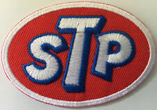 STP embroidered cloth patch.                                             D030204
