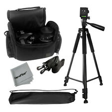 "Pro 60"" Tripod with Deluxe Camera Case Bag for Canon T5i T4i T3i T3 T2i T1i XSi"