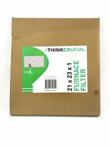 """Think Crucial Replacement Air Conditioner Filter - Size 21x23x1"""" #1321"""