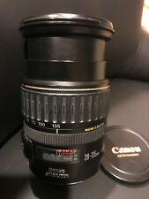 CANON Macro Zoom Lens  EF 28 - 135mm f3.5-5.6 IS IMAGE STABILIZER