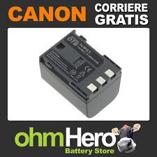 Batteria Hi-Quality per Canon HIGH DEFINITION Legria HG10