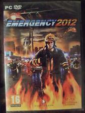 EMERGENCY 2012 PC Nuevo Precintado Gran simulación emergencias en castellano