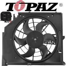 FOR BMW E46 99-06 325i 328i 330i Radiator Cooling Fan Assembly 17117561757