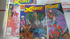 from X-Men Comic Lot x-force 1-22 24-44 46-54 57-71 76-79 81-83 deadpool arc vf+