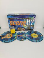 SCENE IT? THE DVD MOVIE TRIVIA BOARD GAME - COMPLETE - FREE DELIVERY