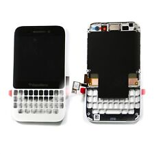 Pantalla Completa BlackBerry Q5 Blanco Original Nuevo