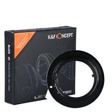 k&f CONCEPT Nikon para Canon Objetivo Soporte Adaptador Nikkor F AI G