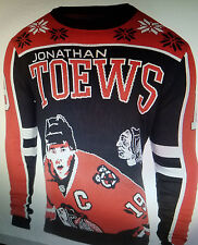 Chicago Blackhawks Jersey Sweater jonathan toews medium gorgeous!! nhl m mens