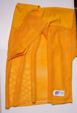 Russell Athletic Men XXXL Yellow Football Mesh Practice Jersey Shimmel -  S40G bb71262ac