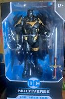 McFarlane Toys DC Multiverse AZRAEL BATMAN ARMOR Action Figure NEW