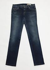 Gas blue jeans montego w27 41 donna skinny slim blu usati donna ristretti T1713
