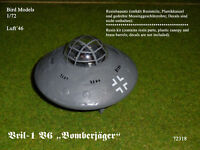 """Vril-1 V6 """"Bomberjäger""""     1/72 Bird Models Resinbausatz / resin kit"""