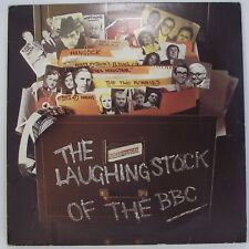 "THE LAUGHING STOCK OF THE BBC : Python 2 Ronnies etc Vinyl LP Album 33rpm 12"" EX"