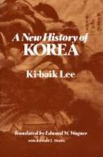 A New History of Korea (Harvard-Yenching Institute Publications)