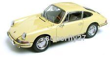 1:18 CMC M-067A Porsche 901 Sportcoupe 1964 champagner gelb, NEU & OVP