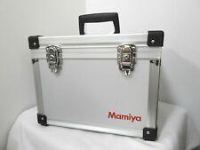 【 Rare!! UNUSED】 Mamiya Aluminum Trunk Hard Case For RZ RZ M645 from JAPAN #2028