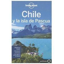 Lonely Planet Chile y la isla de Pascua (Travel Guide) (Spanish-ExLibrary