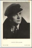 JOACHIM BRENNECKE um 1950/60 Porträt-AK Film Bühne Theater Schauspieler