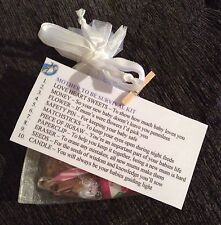 mother to be survival kit - gift for new mum baby shower gift keepsake