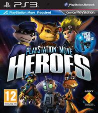 Playstation move heroes ratchet & clank ~ ps3 (comme neuf en état)