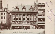 France Rouen - Ancien Bureau des Finances 1909 mailed undivided back postcard