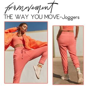 FREE PEOPLE MOVEMENT The Way You Move Joggers-Large