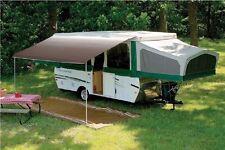 Pop Up Tent Trailer, Camping Trailer A&E Trimline Bag RV Awning 11ft Sandstone