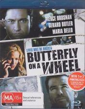 Butterfly on a Wheel 2008 Pierce Brosnan Blu-ray