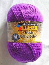 Schachenmayr Regia Fresh 8-fach Farbe 08148 lila Sockenwolle