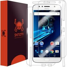 Skinomi FULL BODY Clear Skin+Screen Protector for Motorola Moto G5s Plus