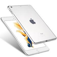 TPU Cover f. Apple iPad 9.7 2017/2018 Silikon Schutzhülle Transparent Case Etui