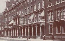 London Real Photo Postcard. Cadogan Square, Chelsea. Pristine!  c 1905