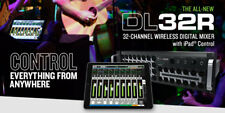 Mackie DL32R 32-Channel Rackmount Digital Mixer with iOS Connectivity Brand New