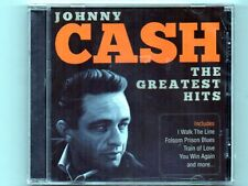 JOHNNY CASH - THE GREATEST HITS - CD - New - Postage Free UK