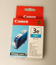 (PRL) CANON 3e CYAN BCI-3eC ORIGINALE CARTUCCE INCHIOSTRO ORIGINAL INK CARTRIDGE