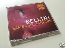 Bellini: Samba De Janeiro Maxi CD Single