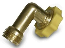 RV Rated 90 Degree Brass Elbow